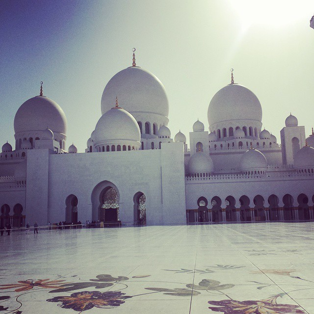Sheikh Zayed Grand Mosque 2